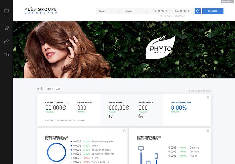Alès Groupe Dashboard Desktop 2