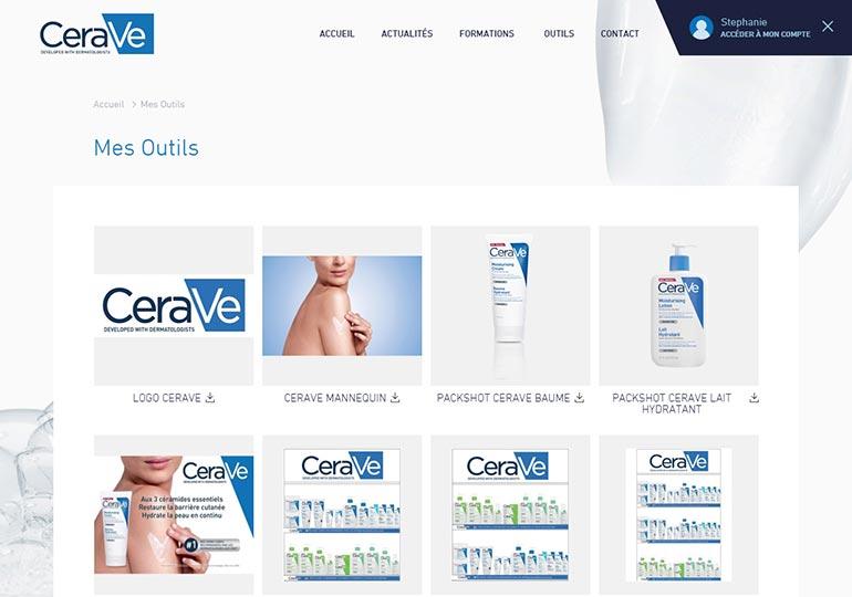 Cerave Formation Site Sitecore Desktop 3