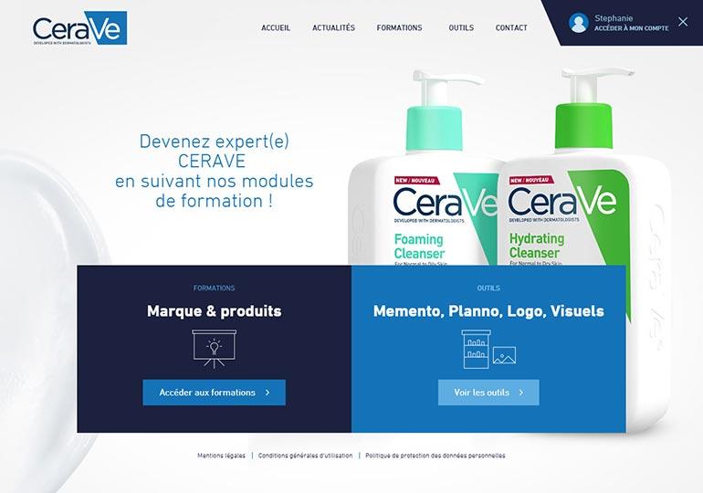 Cerave Formation Site Sitecore Desktop 1