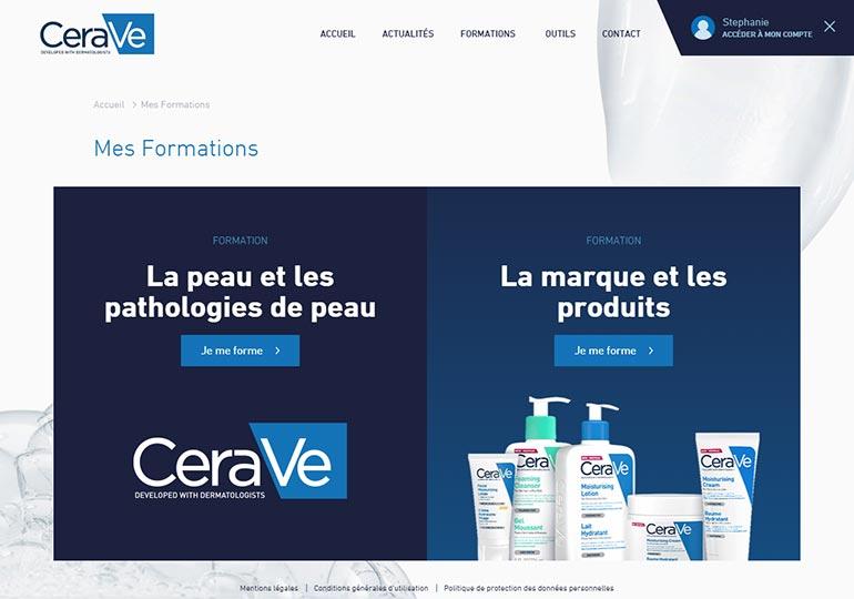 Cerave Formation Site Sitecore Desktop 2