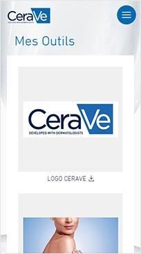 Cerave Formation Site Sitecore Mobile 3